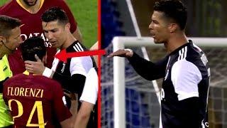 Ronaldo bekommt Karma für diese arrogante Aktion !