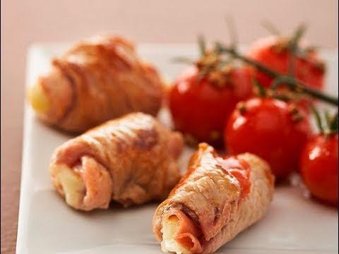 recette-de-saltimbocca-de-veau-à-la-mozzarella,-tomates-cerises-au-miel