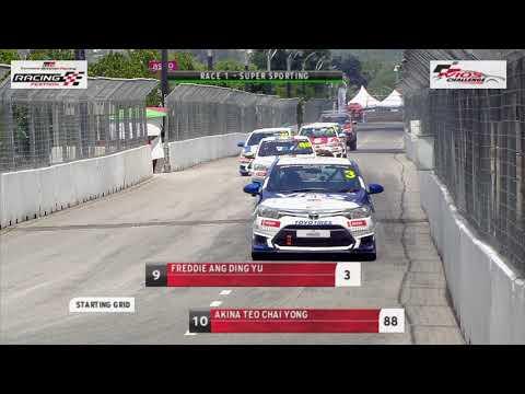 TECHNOLOGY PARK MALAYSIA, BUKIT JALIL - Race 1 -  Super Sporting Class
