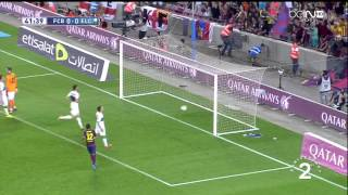 Barcelona   Elche Highlights HD 24 08 2014
