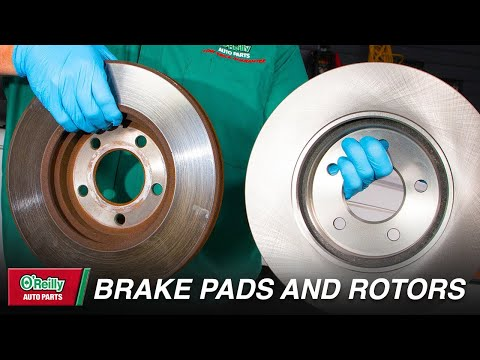 How To: Install New Brake Pads and Rotors