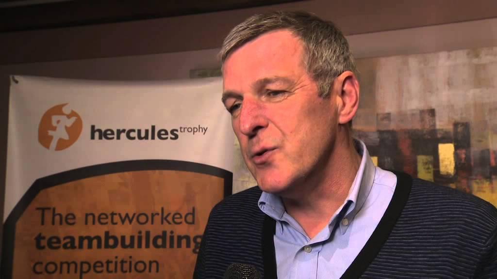 7321b4f84c7 Interview Leo Van Der Elst Hercules Trophy - YouTube