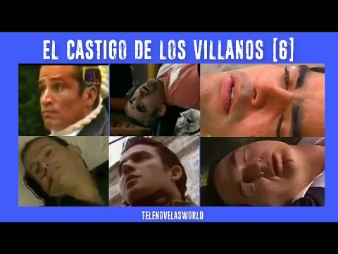 EL CASTIGO DE LOS VILLANOS PARTE 6