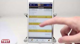 Bet3000 Wett-App: so funktionieren mobile Sportwetten bei Bet3000
