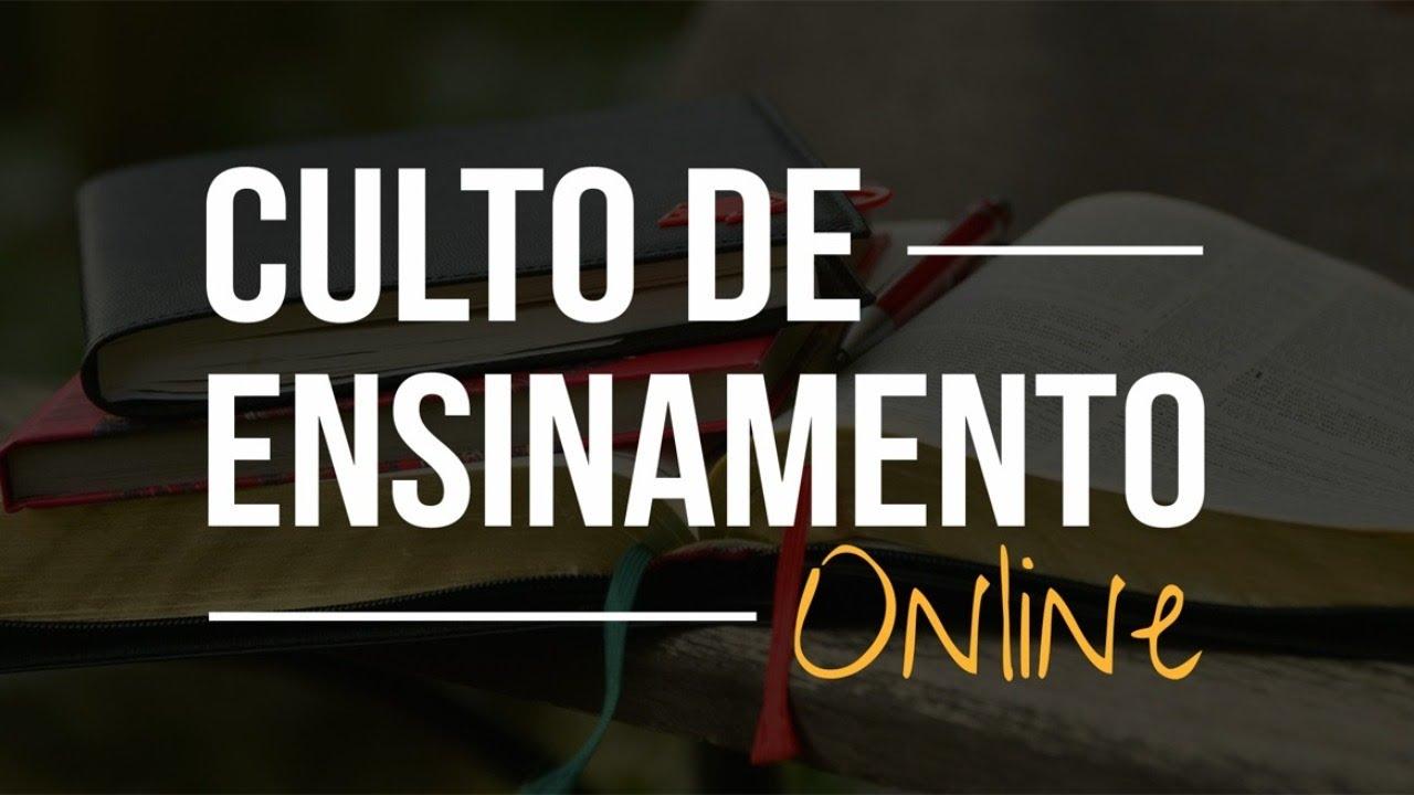 Transmissão ao vivo IPAD Ministério Restauração - (12/07/2020)