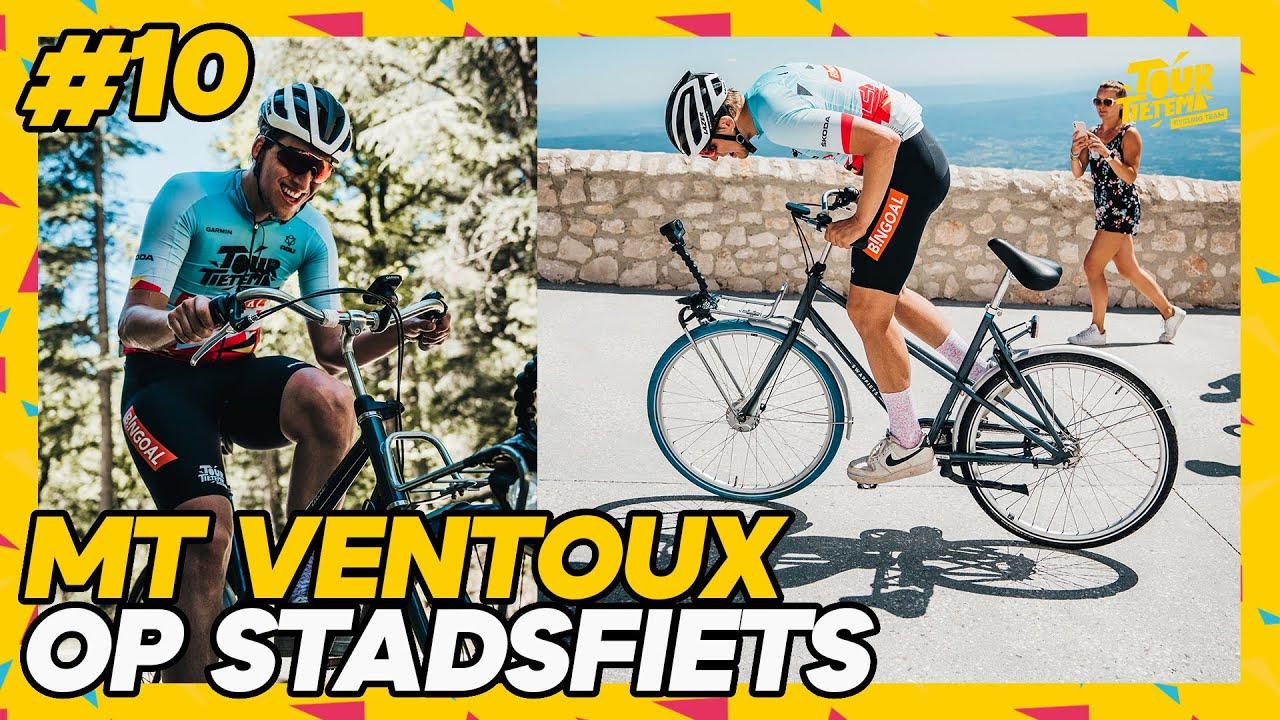 Download KUN JE DE MONT VENTOUX OPRIJDEN MET EEN STADSFIETS? | TOUR DE FRANCE 2021 #10