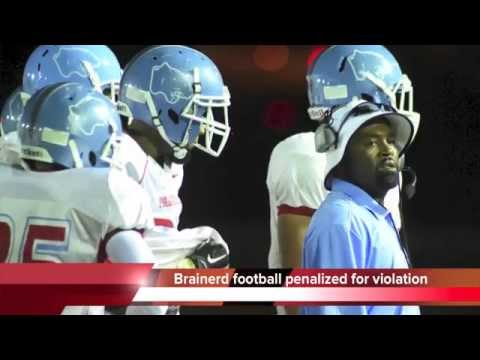 Brainerd High School football penalized by TSSAA for violations