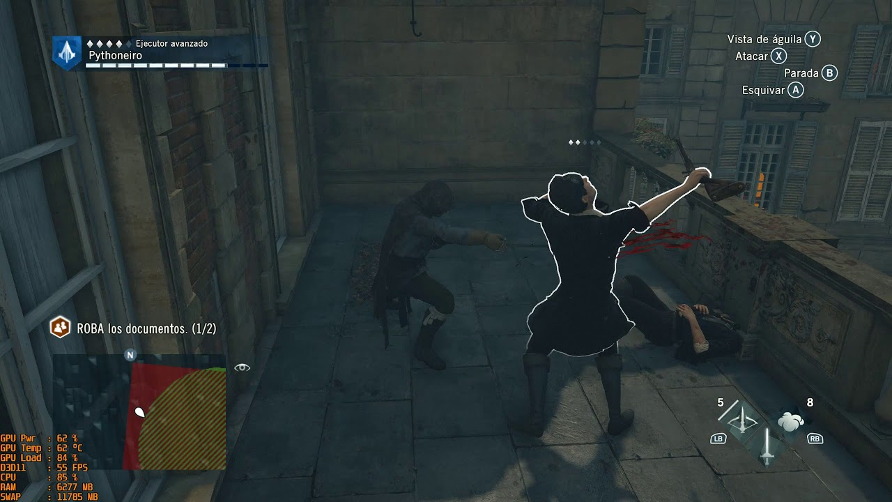 Assassin S Creed Unity Austrian Conspiracy Solo Pc Gameplay