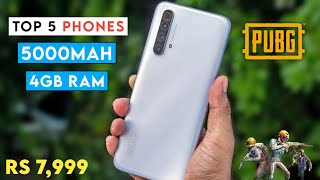 Top 5 Best Smartphone Under 8000 India 2020 | Best Phone Under 8000