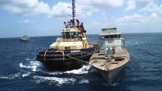 MV Trident 2016 Sinking