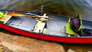The Ultimate Fishing Canoe (& Gear)