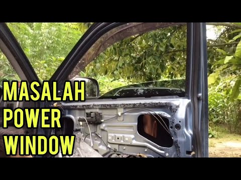 How to Fix Power Windows | #isuzu #dmax