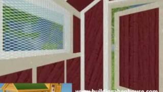 Building A Hen House - 4 Common Errors