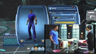 How to Make Clark Kent from Smallville on DCUO