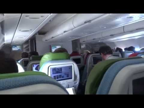 Turkish Airlines Flight TK727, Kathmandu to Istanbul