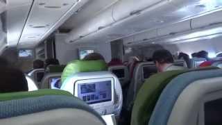 Turkish Airlines Flight TK727, Kathmandu to Istanbul