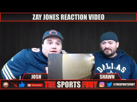 Zay Jones Video Reaction