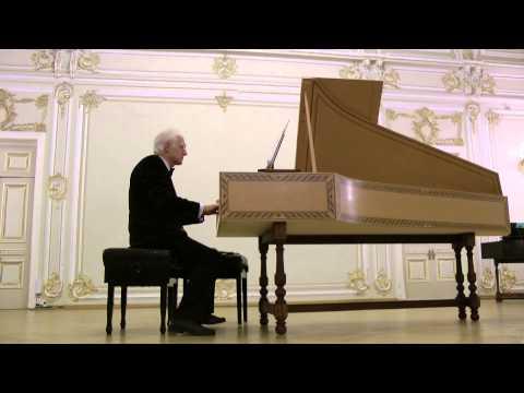 Bob van Asperen. Sybrand Van Noordt. Sonata. Saint Petersburg.