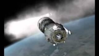 Спутник. Выход в космическое пространство!