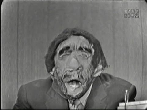 What's My Line? - Ed Sullivan; John Payne [panel] (Sep 14, 1958)