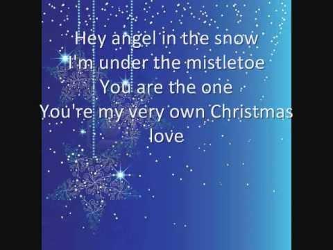 Christmas love- Justin Bieber with lyrics