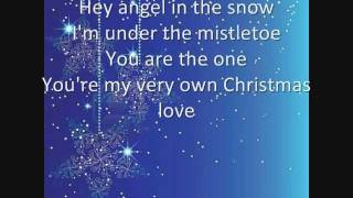 Christmas love- Justin Bieber with lyrics