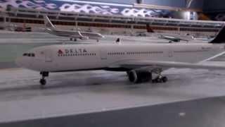 Gemini Jets 1:400 Boston Logan Airport Update