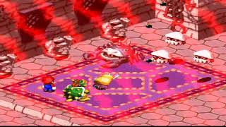 Let's Play Super Mario RPG Part 35: There are SIX Doors