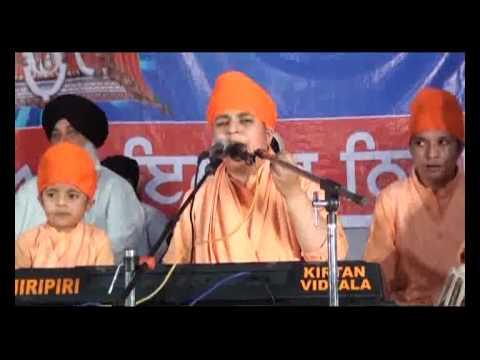MIRI PIRI JATHA KIRTAN DARBAR GANESHPUR BHARTA