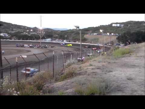 Barona Speedway - IMCA Modified Main Event 7.1.17