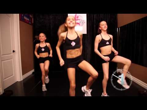 Power Girl Fitness   20 Minute TOTAL BODY Fitness Workout for Girls