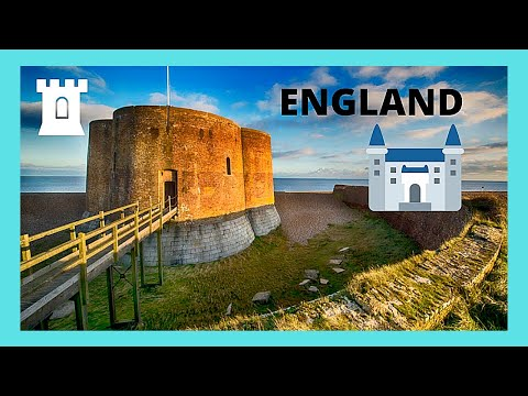 ENGLAND, the NAPOLEONIC era defensive FORT (MARTELLO TOWER) in Adleburgh
