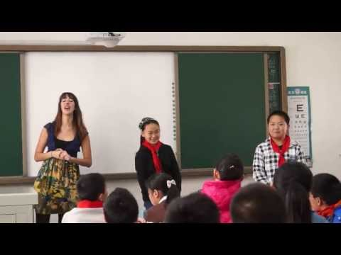 Teach English in China: Primary School teaching, Grade 6 (part 3)