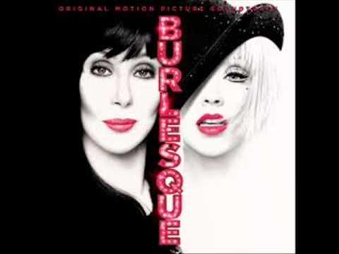Burlesque - Bound To You - Christina Aguilera