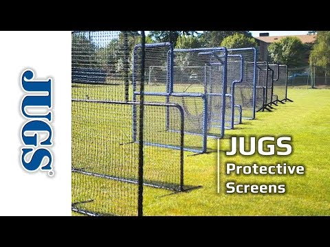 A Protective Screen For Every Practice Situation    JUGS Sports