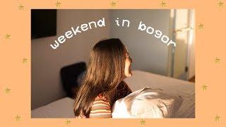 a weekend in bogor 🌧