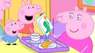 小猪佩奇 | 全集合集 | 1小时 | 第一季 连续看| 猪妈妈生日快乐 🎂粉红猪小妹|Peppa Pig Chinese | 动画