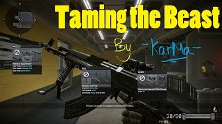 FY-103 Recoil, Taming the Beast - Warface