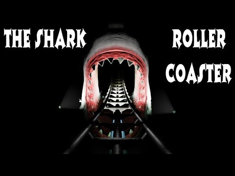 Planet Coaster: The Shark Roller Coaster
