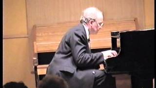 Natan Benditzkiy plays Beethoven sonata NO 11 in B-flat major op.22 first and second movement