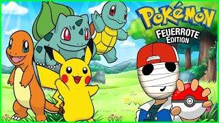 Werde ich der Pokemon Champion?! 🔴 Pokémon Feuerrot // Livestream
