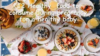 12 highly nutritious foods to eat when you're pregnant. pregnancy is one of the beautiful phases in a woman's life. it's not just your body that will change,...