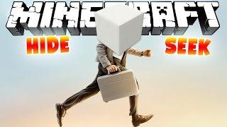 НЕВЕРОЯТНАЯ ИСТОРИЯ БЛОКА КВАРЦА [Minecraft Hide and Seek Mini-Game]