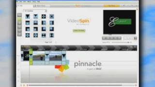Pinnacle Video Spin Tutorial,