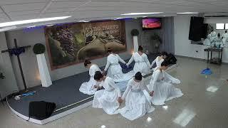danza  somos iglesia un corazon