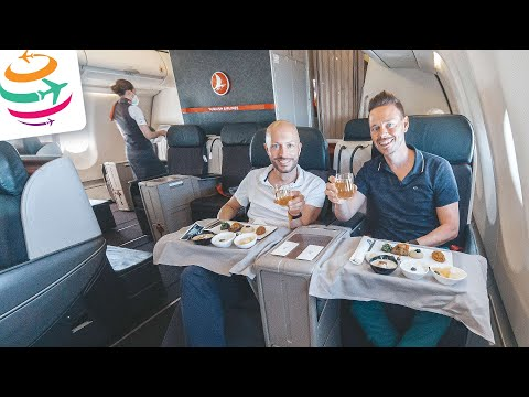 Turkish Airlines A330 Business von Hannover nach Istanbul | YourTravel.TV