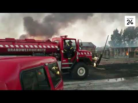 KYK: Talle geboue beskadig in Worcester-ontploffing