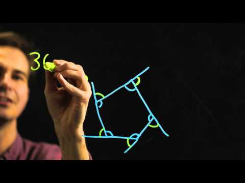 How Many Degrees Do the Angles of a Pentagon Add Up To? : Physics & Math