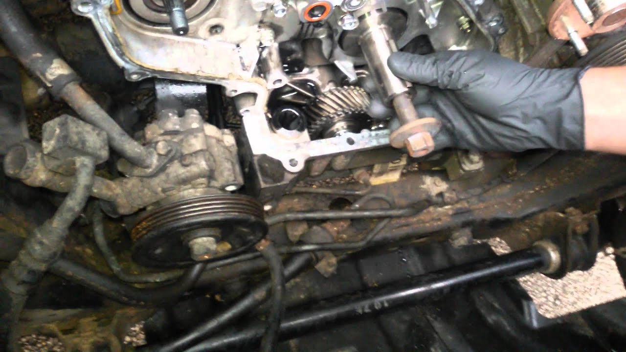 Ford 3 8 Engine Diagram Fuel Injection Nissan Navara D40 Timing Chain Issue What To Youtube