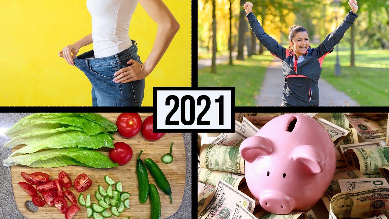 Damit wirst du 2021 endlich gesünder - Zieh es durch!